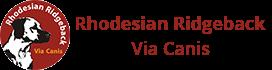 hundezucht-rhodesian-ridgeback-viacanis.de Logo